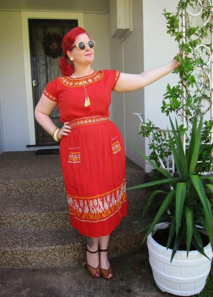 мексика-мода